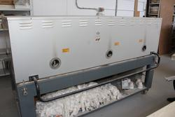 Vega Line and TK oven for glass processing - Lot 60 (Auction 4410)