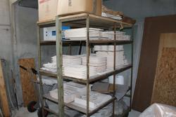 Shelving and molds for glass - Lote 62 (Subasta 4410)