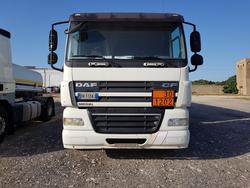 DAF Trucks road tractor with Acerbi semitrailer - Lot 1 (Auction 4418)