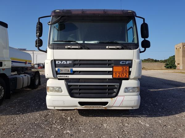 1#4418 Trattore stradale DAF Trucks con semirimorchio Acerbi