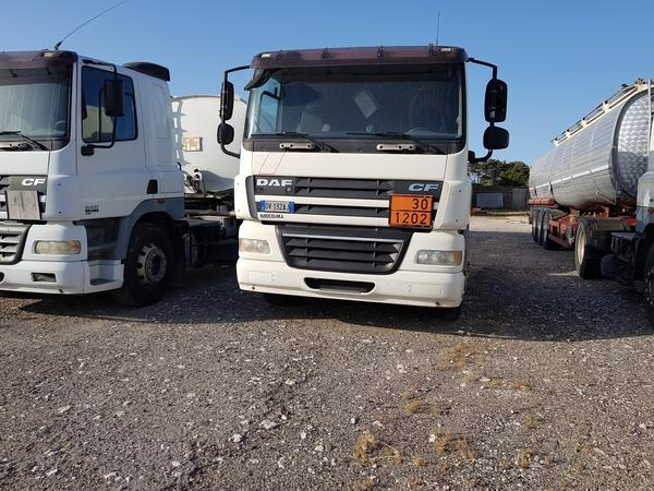 2#4418 Trattore stradale DAF Trucks
