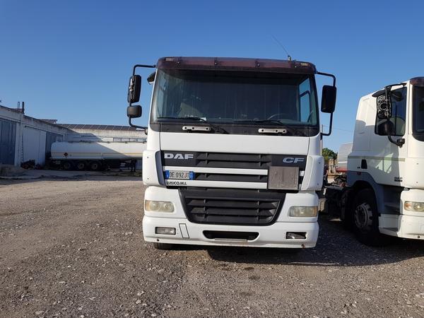 3#4418 Trattore stradale DAF Trucks con semirimorchio Acerbi