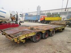 Cometto mod  GS3 semitrailer - Lot 10 (Auction 4419)