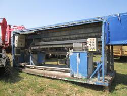 Filter press for sludge purification - Lote 15 (Subasta 4419)