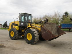 New Holland mod  W270BWheel loader - Lot 23 (Auction 4419)