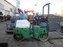 Tandem Benford mod  TVHI200D Vibrating iron   iron roller - Lot 25 (Auction 4419)