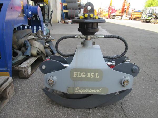 27#4419 Pinza agroforestale Ferrari 2 FLG 15 L