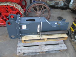 Mustang mod  HM1000Demolition hammer - Lot 29 (Auction 4419)