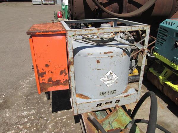 39#4419 Cisterna portatile AMA TT 280 4K