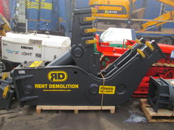 Pinza frantumatrice Rent Demolition D23 - Lotto 40 (Asta 4419)