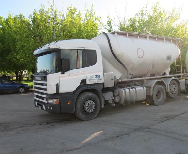 9#4419 Autoveicolo Scania 124