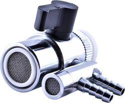 Diverter valve in metal - Lot 15 (Auction 4422)