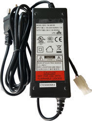 Transformer for pumps from 36V DC to 220V UK plug - Lot 2 (Auction 4422)
