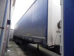 Kogel S24 semi trailer - Lote 15 (Subasta 4423)