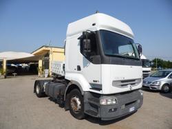 Renault Premium 420 Road Tractor - Lot 17 (Auction 4423)