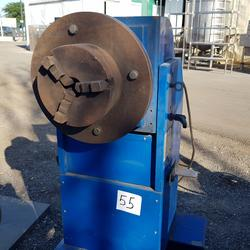 MB Traf 75 electromechanical Welding positioner - Lot 23 (Auction 4424)