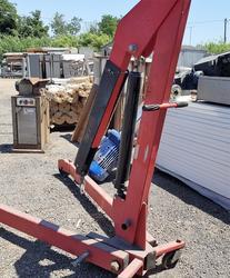 Hydraulic Capretta - Lot 25 (Auction 4425)