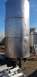 INOX SILOS FROM 3000 LITERS APPROX - Lot 27 (Auction 4425)