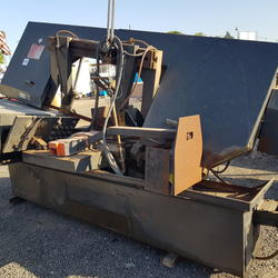 500 mm band saw - Lot 31 (Auction 4425)
