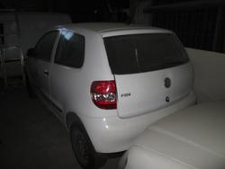 VW Fox truck - Lote 16 (Subasta 4426)