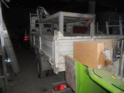 Renault Mascott truck with crane - Lote 17 (Subasta 4426)