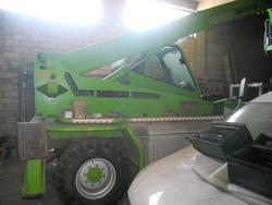 Merlo Roto Telescopic handler - Lot 21 (Auction 4426)