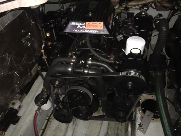Immagine n. 7 - 1#4428 Natante a motore Regal Marine Commodore 322