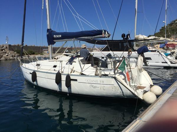 1#4429 Motoveliero Beneteau Oceanis 331 Clipper