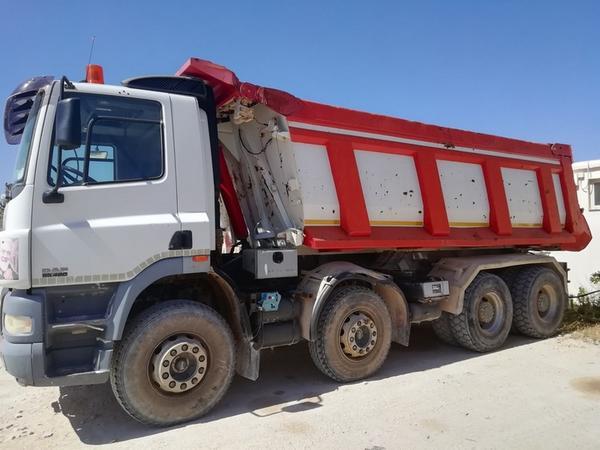 1#44310 Autocarro Daf Truck