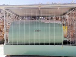 Diesel fuel tank - Lote 31 (Subasta 44310)