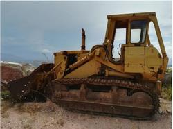Komatsu crawler loader - Lot 40 (Auction 44310)