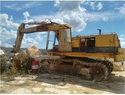 Crawler excavator - Lot 43 (Auction 44310)