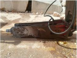 Excavator perforating hammer - Lot 45 (Auction 44310)