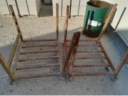 Pallet for solid wood carrier - Lot 54 (Auction 44310)
