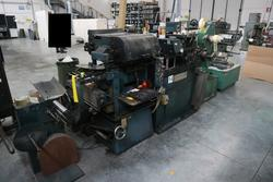 Machinery for the production of self adhesive labels - Lot 1 (Auction 4432)