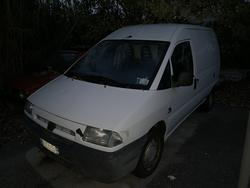 Office furniture and Fiat Scudo truck - Lote 2 (Subasta 4432)
