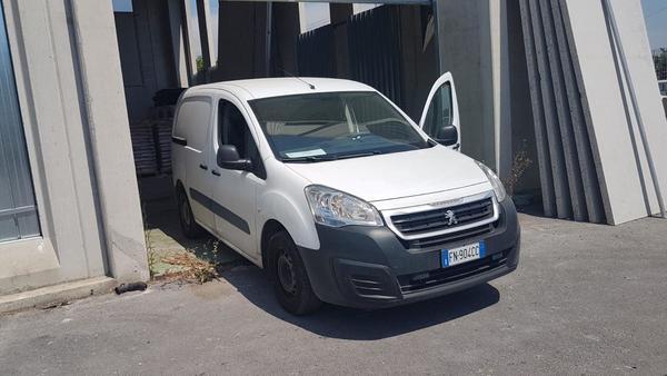 Immagine n. 1 - 2#4433 Autocarro Peugeot