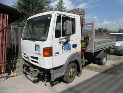 Nissan Atleon truck - Lot 1 (Auction 4439)