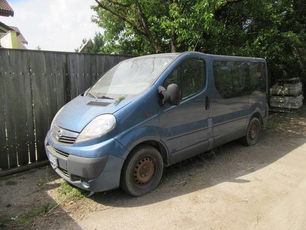 3#4439 Autovettura Opel Vivaro