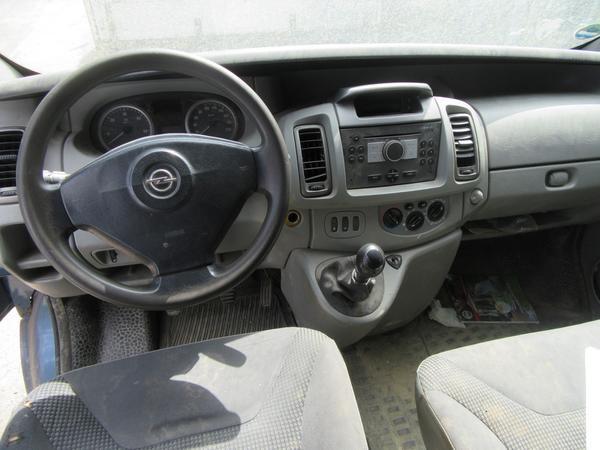 Immagine n. 15 - 3#4439 Autovettura Opel Vivaro
