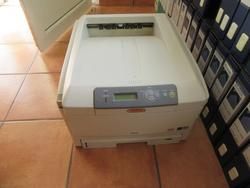 Printer and computer - Lot 8 (Auction 4439)