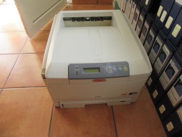 8#4439 Stampante e computer