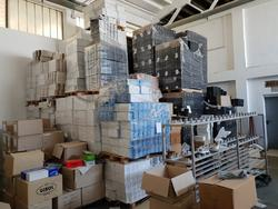 Packaging for footwear packaging - Lot 5 (Auction 4442)