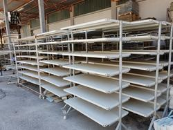 Industrial shelving and work benches - Lot 6 (Auction 4442)
