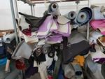 Pelli e tessuti per realizzazione calzature - Lotto 9 (Asta 4442)