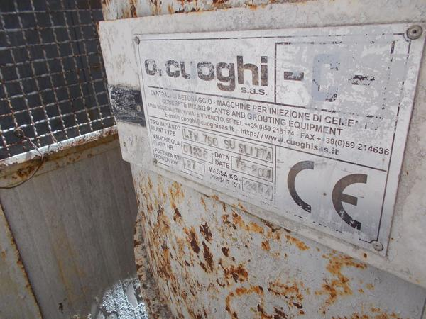 Immagine n. 5 - 6#4445 Impianto di miscelazione ed iniezione Cuoghi SRL