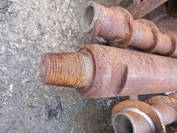 Dom 550 AUSR hammer - Lot 9 (Auction 4445)