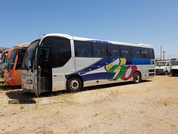 2#4447 Autobus FIAT IVECO  EUROCLASS HD