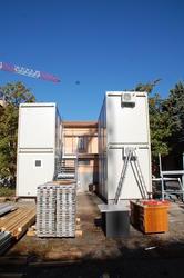 Overlapping anti seismic insulated monoblocks - Lot 1 (Auction 4452)