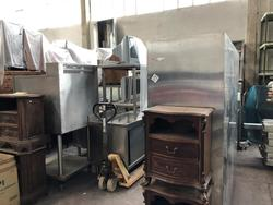 Equipment and furniture for restaurant - Lot 1 (Auction 4453)
